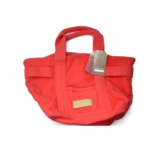NWT Zara Girls Coral Shoulder Hobo Bag